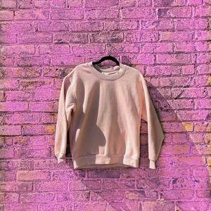 HM X Justin Bieber Purpose Sweater